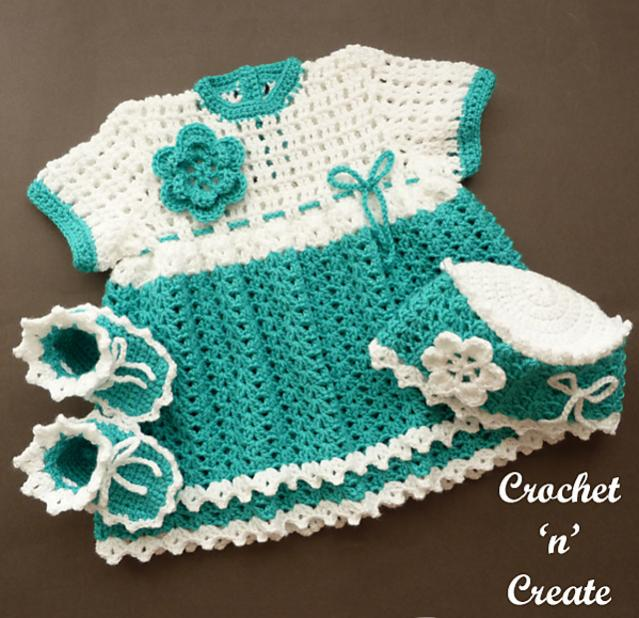 Baby Girl Outfit, 0-3 mos-baby1-jpg