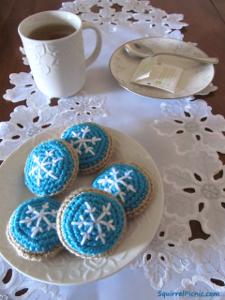 Snowflake Cookie Free Crochet Pattern (English)-snowflake-cookie-free-crochet-pattern-jpg