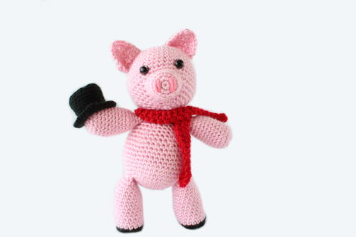 Peter Piglet Free Crochet Pattern (English)-peter-piglet-free-crochet-pattern-jpg