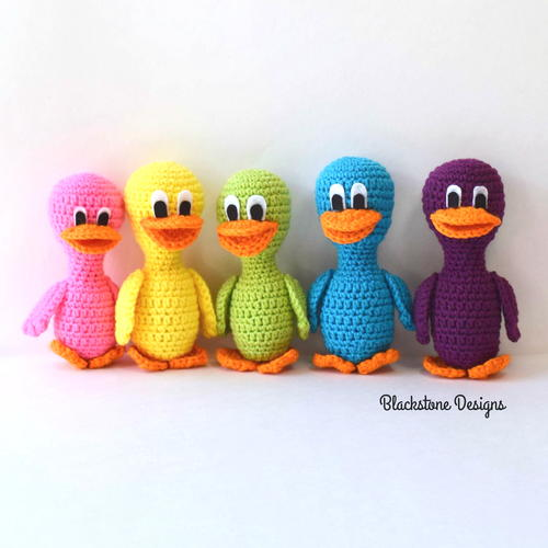 Beautiful Ducklings Free Crochet Pattern (English)-beautiful-ducklings-free-crochet-pattern-jpg