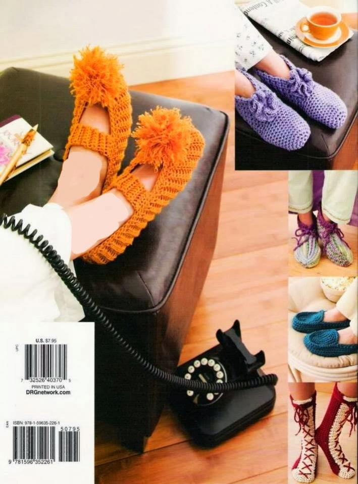 Ten Pairs of Slippers for Women-slippers2-jpg