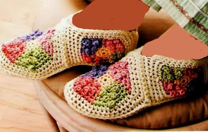 Ten Pairs of Slippers for Women-slippers3-jpg