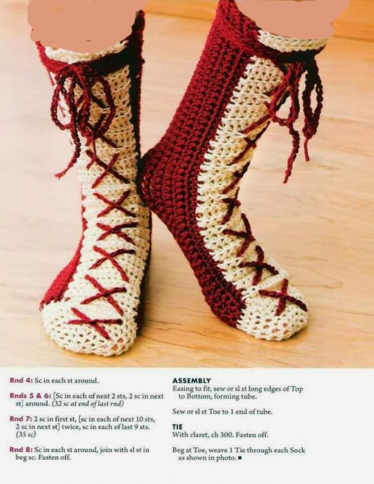 Ten Pairs of Slippers for Women-slippers8-jpg