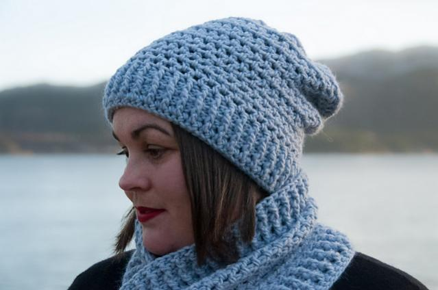 Winter Seashore Hat and Scarf for Women-winter2-jpg