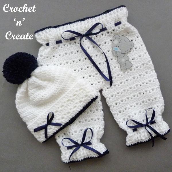 Baby Sweater Set, 3-6 mos-baby2-jpg