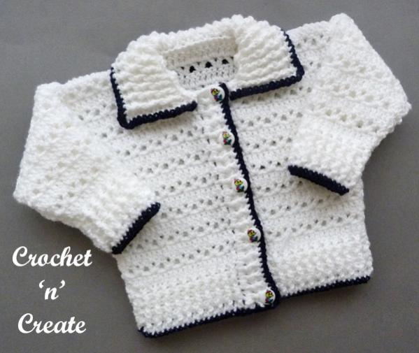 Baby Sweater Set, 3-6 mos-baby3-jpg