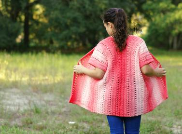 Coral Cardigan for Women, XS-5X-coral2-jpg