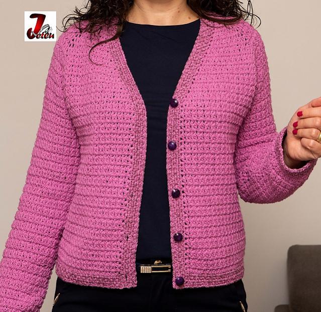 Jacheta Raglan Jacket for Women, M also adjustable-jacket1-jpg