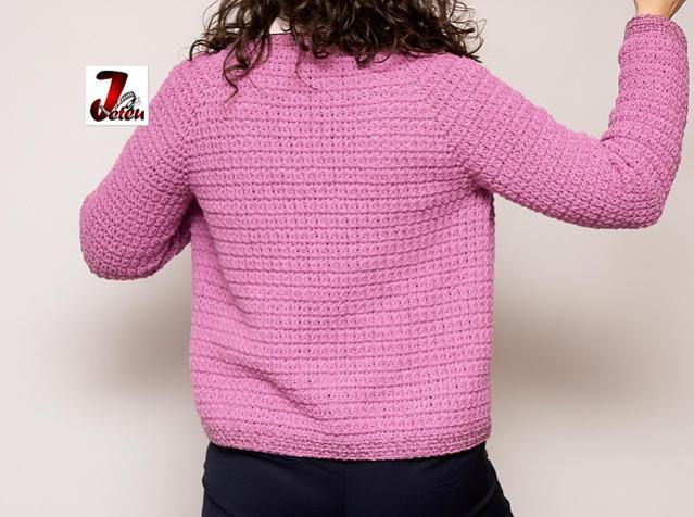 Jacheta Raglan Jacket for Women, M also adjustable-jacket2-jpg