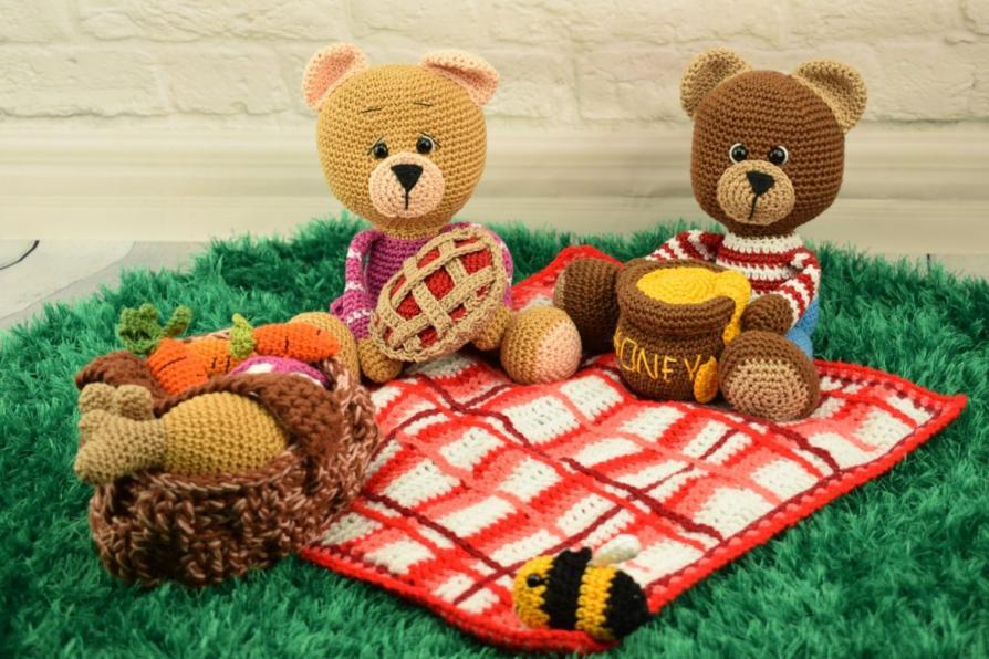Jo and Joy Amigurumi Bear Family-bear2-jpg