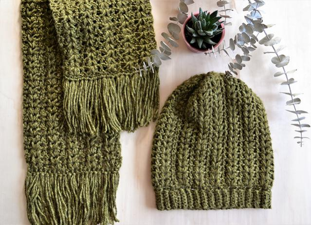 Ivy Beanie and Scarf for Women-beanie4-jpg