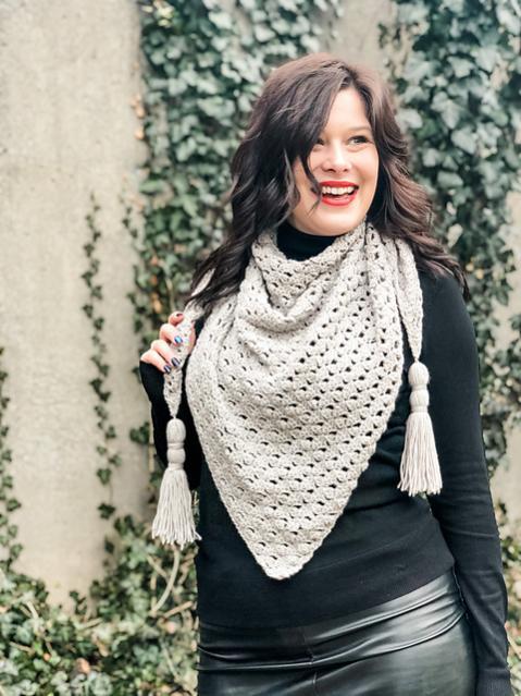 Precious Petal Shawl for Women-shawl1-jpg