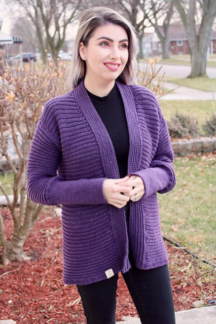 Easy Amethyst Cardi for Women, XS-5X-am3-jpg