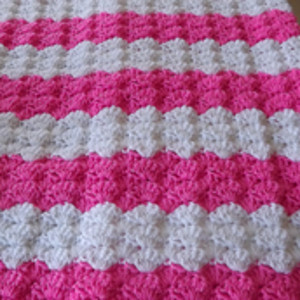Pink Shell Baby Blanket Free Crochet Pattern (English)-pink-shell-baby-blanket-free-crochet-pattern-jpg