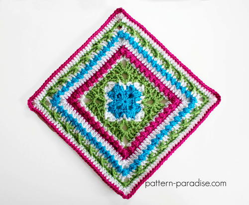English Garden Afghan Square Free Crochet Pattern (English)-english-garden-afghan-square-free-crochet-pattern-jpg