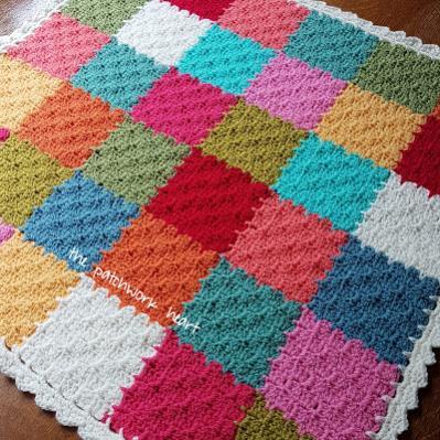 C2C Gingham Blanket-blanket1-jpg