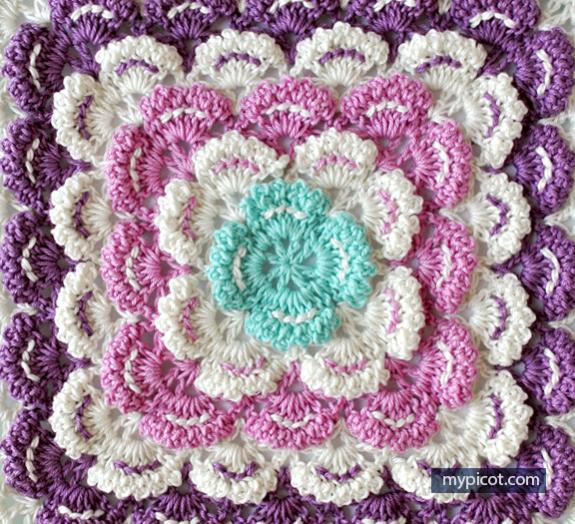 Crochet Shell Square-shell1-jpg