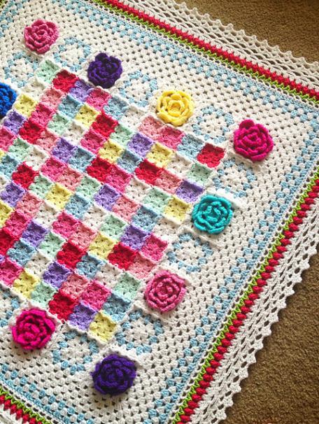 Rosa Fresca Blanket-blanket1-jpg