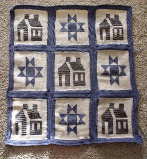 How to Crochet a Tunisian Afghan-afghan2-jpg
