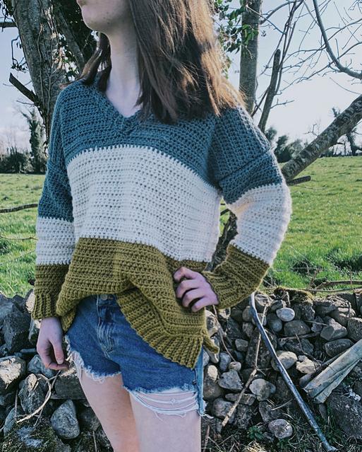 V Neck Sweater for Women, S-5XL-sweater1-jpg