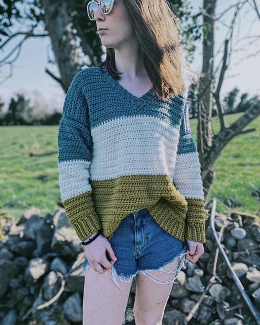 V Neck Sweater for Women, S-5XL-sweater4-jpg
