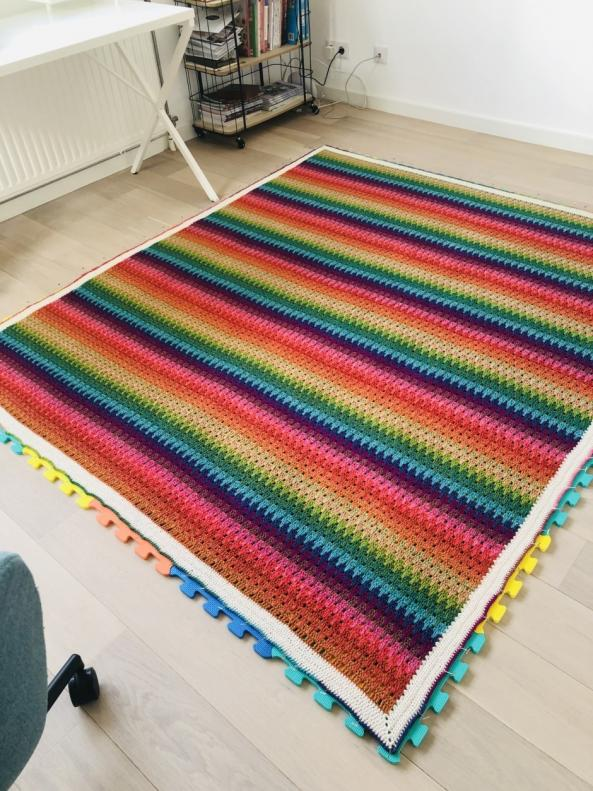 Rainbow Sampler Blanket Free Crochet Pattern (English)-rainbow-sampler-blanket-free-crochet-pattern-jpg