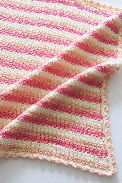 Pink Posies Blanket-blanket1-jpg