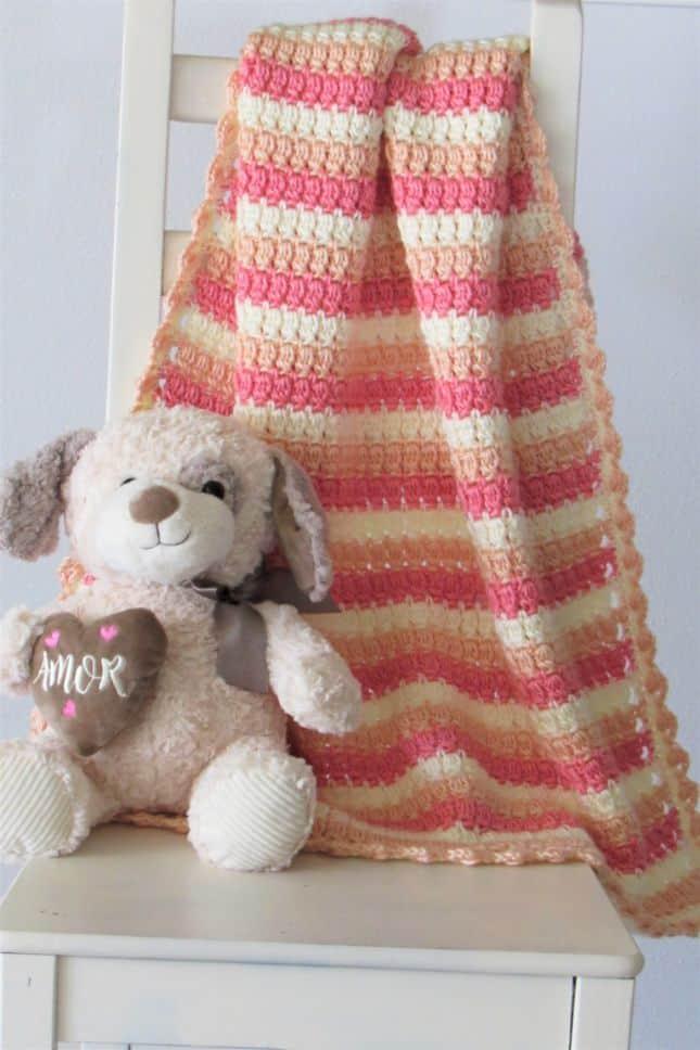 Pink Posies Blanket-blanket3-jpg