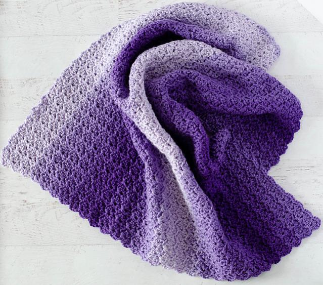 Tulip Stitch at Twilight Baby Afghan-blanket1-jpg