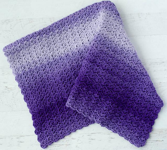 Tulip Stitch at Twilight Baby Afghan-blanket3-jpg
