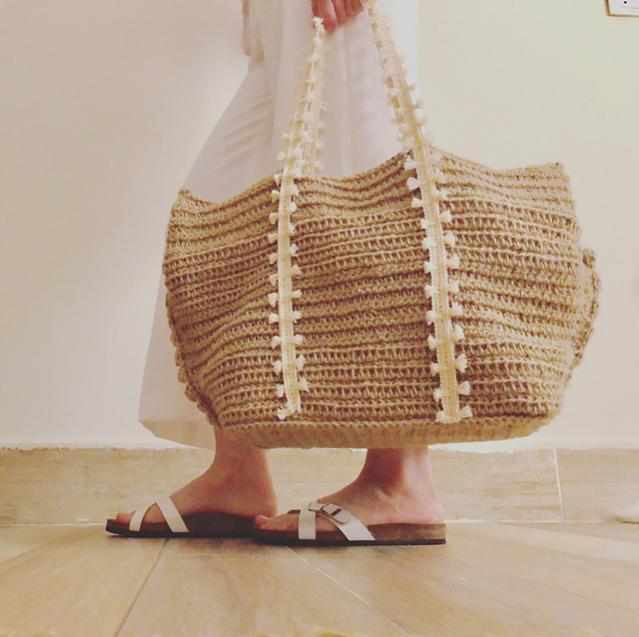 Crochet Beach Bag-bag2-jpg