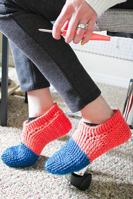 Dipped Lolly Slippers for Adults, size 5-10.5-dipped2-jpg