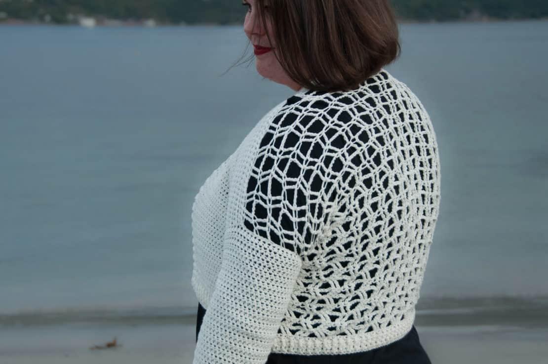 Summer Sea Cropped Cardigan for Women, XS-5XL-cardi2-jpg
