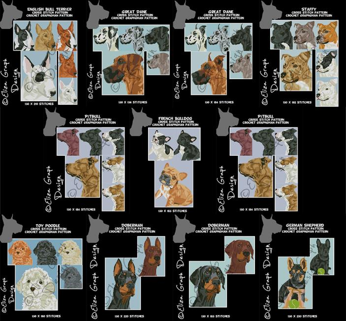 Pitbull, Staffy, Doberman, Bull terrier, Poodle, French bulldog, Great Dane-unitled-17-jpg