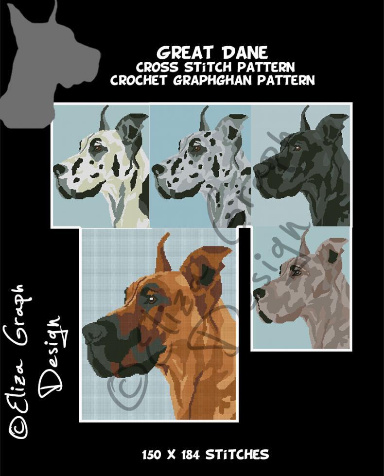 Pitbull, Staffy, Doberman, Bull terrier, Poodle, French bulldog, Great Dane-2-jpg