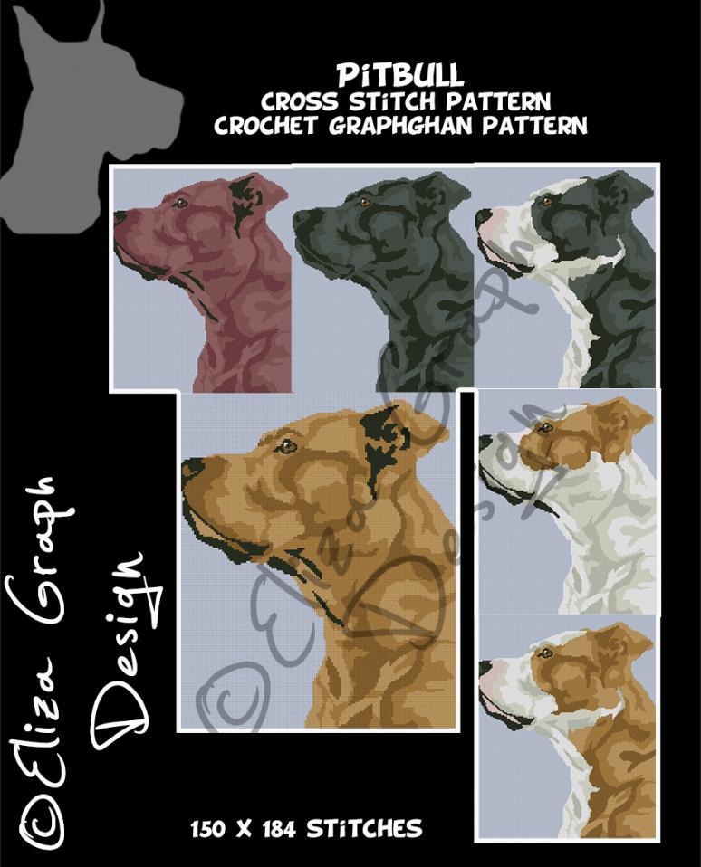 Pitbull, Staffy, Doberman, Bull terrier, Poodle, French bulldog, Great Dane-3-jpg