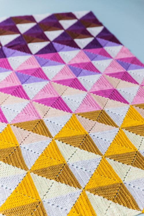 Origami Blanket Free Crochet Pattern (English)-origami-blanket-free-crochet-pattern-jpg
