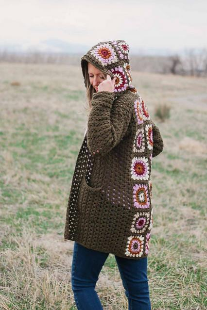 Revival Granny Square Cardigan for Women, S-5X-granny1-jpg