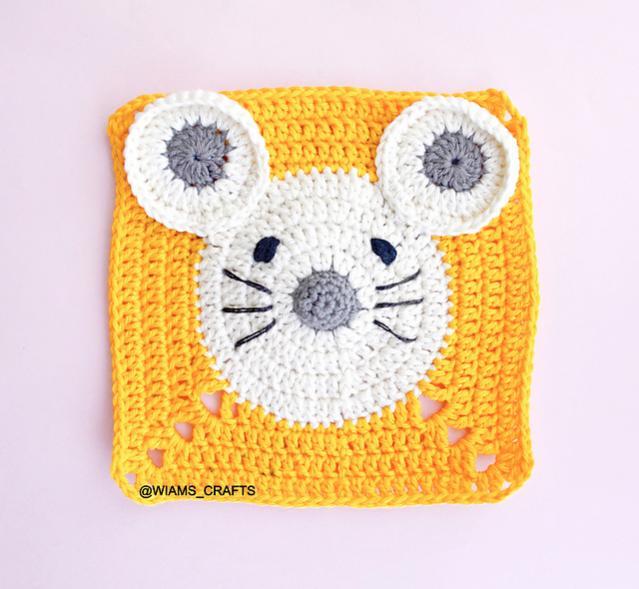 Mouse Granny Square-granny1-jpg