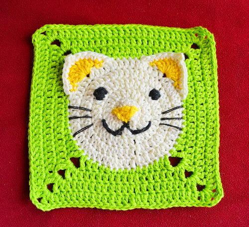 Kitty Granny Square Free Crochet Pattern (English)-kitty-granny-square-free-crochet-pattern-jpg