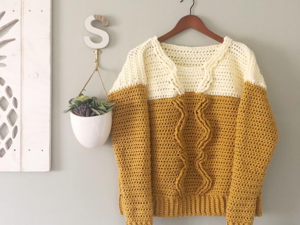 Bulky Cable Sweater for Women, XS-XXL-cable1-jpg