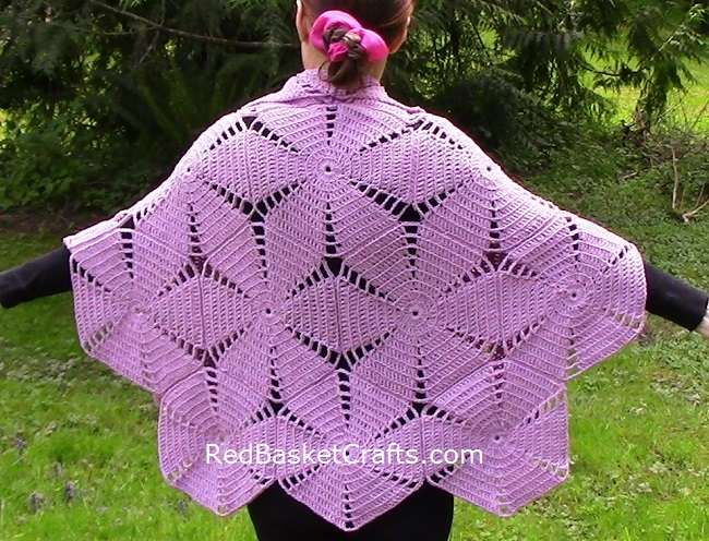 Malva Shawl Poncho for Women-malva1-jpg