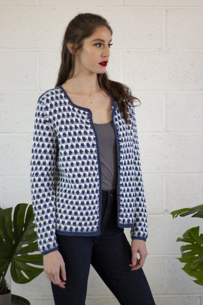 Blue Star Cardigan for Women, XS-4X-bl1-jpg