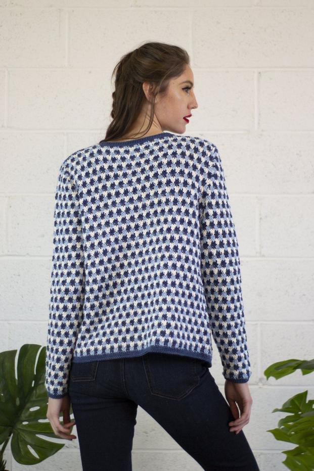 Blue Star Cardigan for Women, XS-4X-bl2-jpg