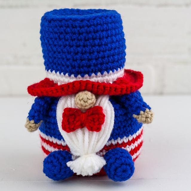 The Thirteenth Gnome-Patriotic Gnome-gnome1-jpg