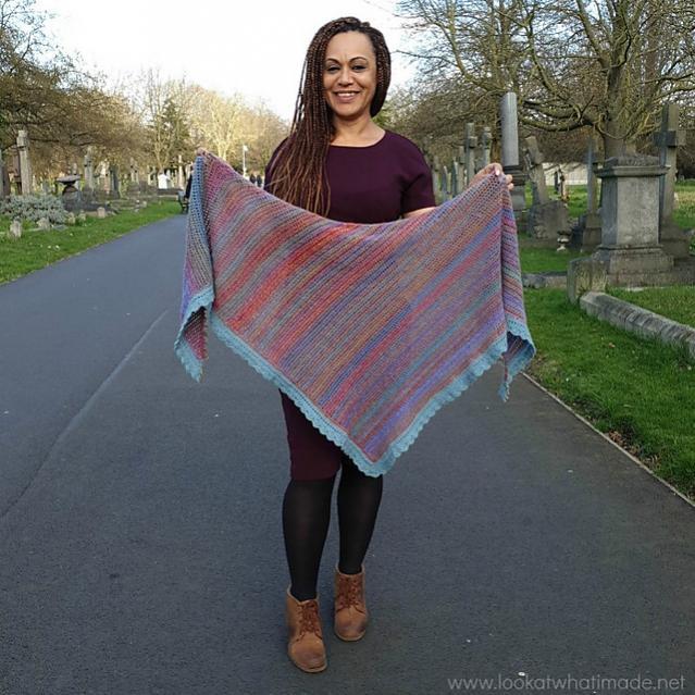 Hide and Seek in the Hydrangea Shawl-shawl2-jpg
