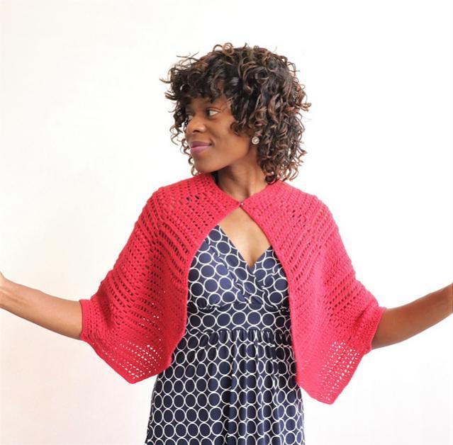 Red Riding Shawlette for Women-shawl4-jpg