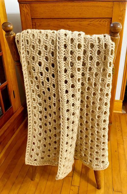 Classically Simple Shell Blanket-blanket1-jpg