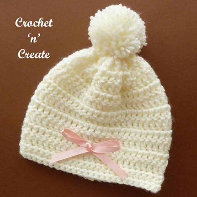 Preemie Cardigan and Hat-hat2-jpg