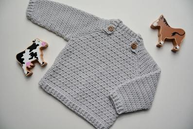 Lazy Day Sweater fpr Children. 0 mos to 7 yrs-a1-jpg